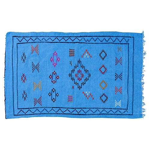 Moroccan Rug, 3'1'' x 4'11''