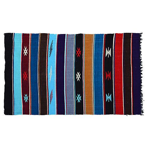 Moroccan Rug, 2'10'' x 4'10''