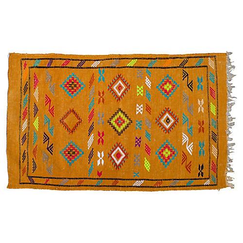 Moroccan Rug, 3'2'' x 5'2''