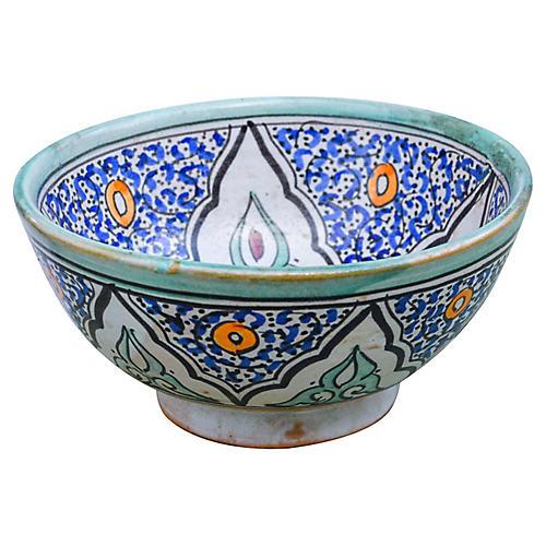 Handmade Moroccan Bowl