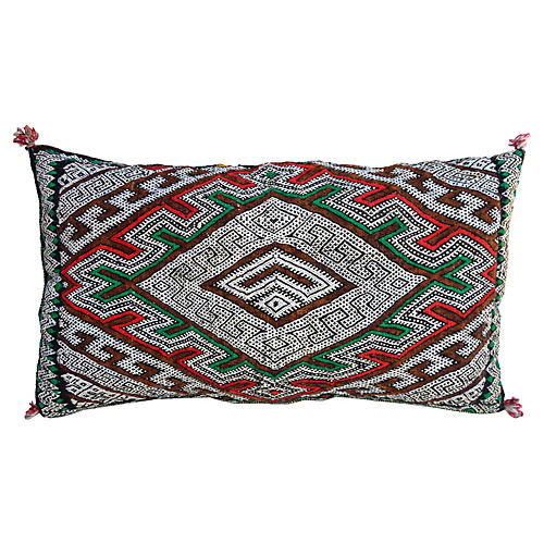 Moroccan Lumbar Pillow
