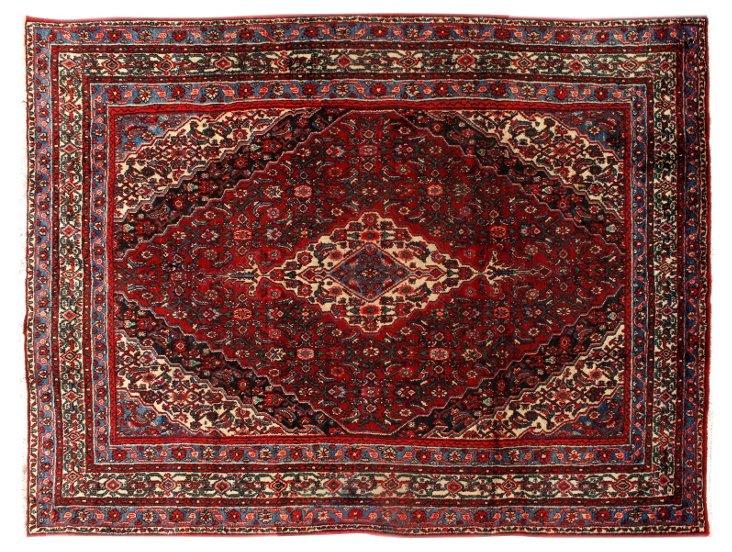 """Persian Hamadan, 8' x 11'4"""""""