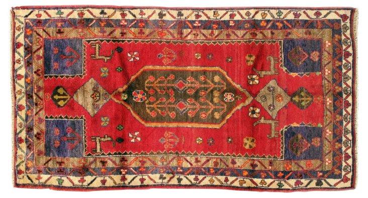 "Northwest Persian Rug, 4'6"" x 8'9"""