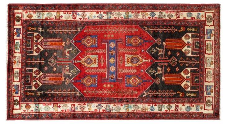 "Northwest Persian Rug, 4'9"" x 8'9"""