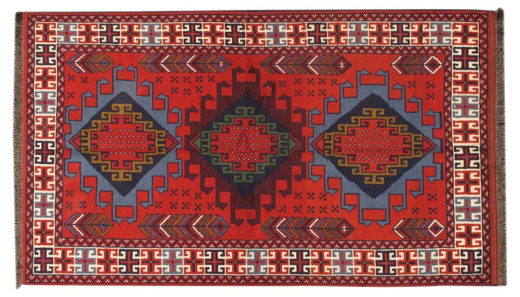 Persian   Rug,   4' x 7'
