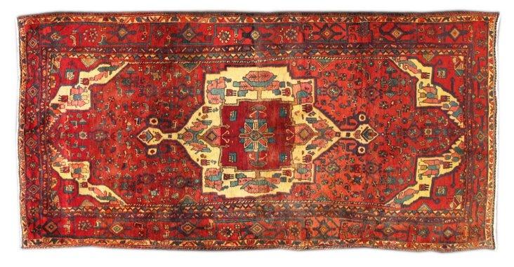 Persian Bijar, 4' x 8'4''