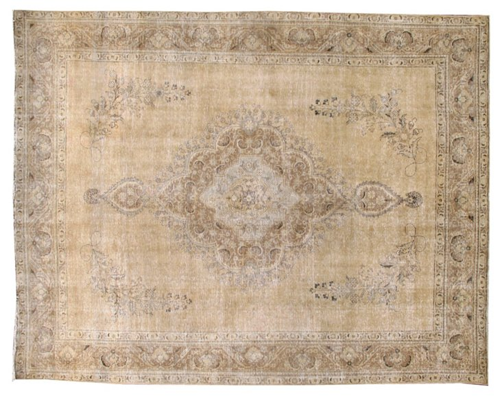 Antique Persian Carpet, 9'10'' x 12'6''