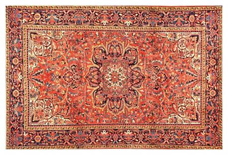Persian Heriz Rug, 8'3'' x 12'