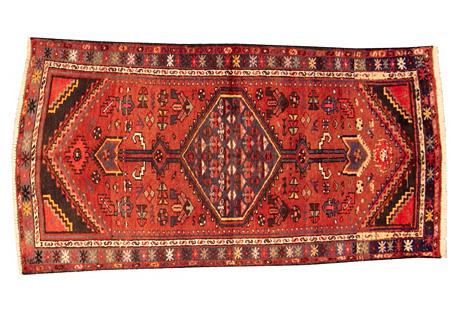 Persian Hamadan Rug, 3'1