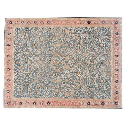 """Mashad Carpet, 9'7"""" x 12'9"""""""