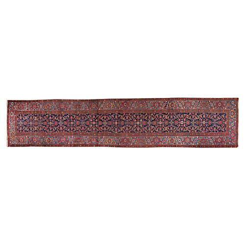 "Malayer Runner, 3'6"" x 16'6"""