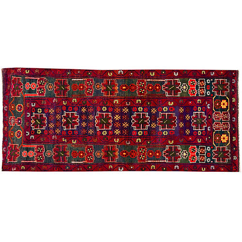 "Persian Shiraz Runner, 3'7"" x 8'"