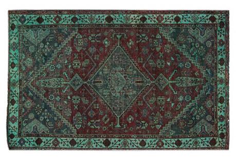 Persian Rug, 4'1