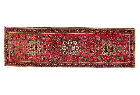 Persian Heriz Runner, 2'8