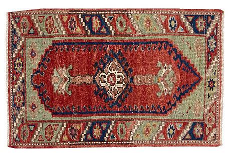 Anatolian Rug, 2'5
