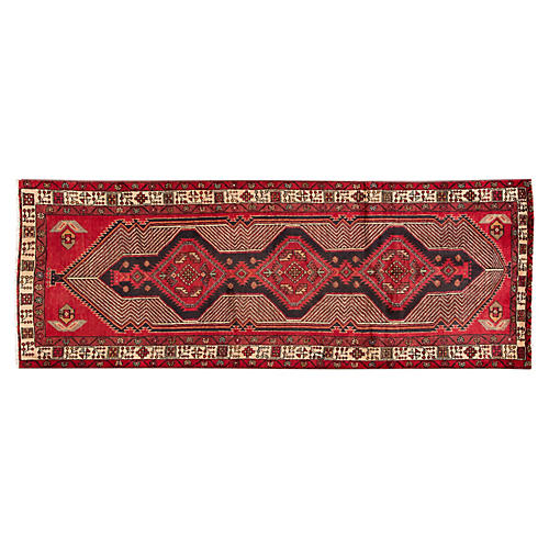 "Northwest Persian Runner, 3'7"" x 10'"