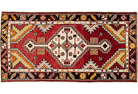 Red Anatolian, 2'9