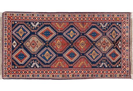 Vintage Shiraz, 5'2