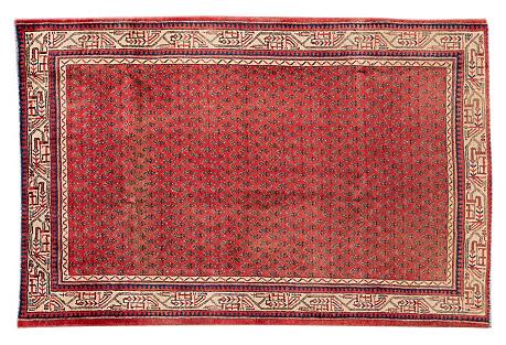 Vintage Hamadan, 4'4