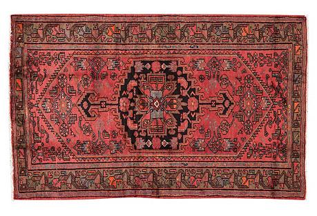 Persian Hamadan, 4'6