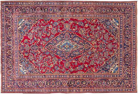 Persian Kashan, 6'1