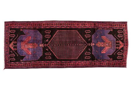 Persian Bidjar, 5' x 13'2