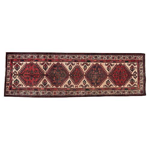 """Persian Sarab Runner, 3'3"""" x 10'8"""""""