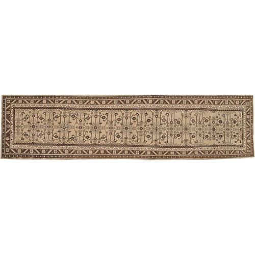 "Vintage Persian Rug, 2'11"" x 12'6"""