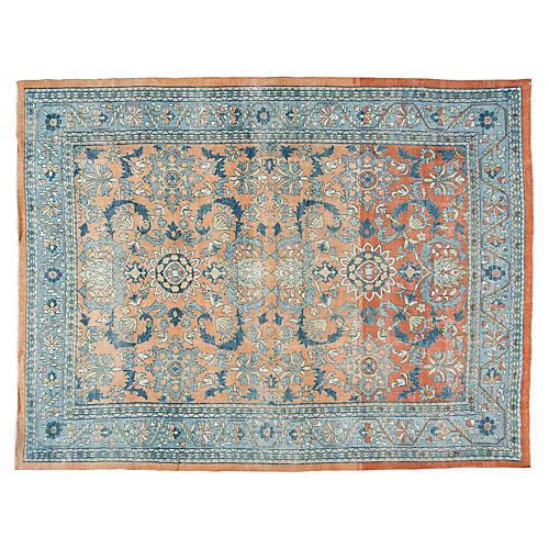 "Persian Carpet, 9'7"" x 12'7"""