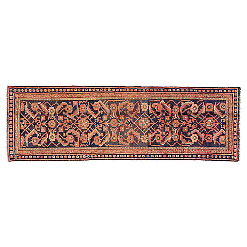 "Persian Malayer, 3'0"" x 9'6"""