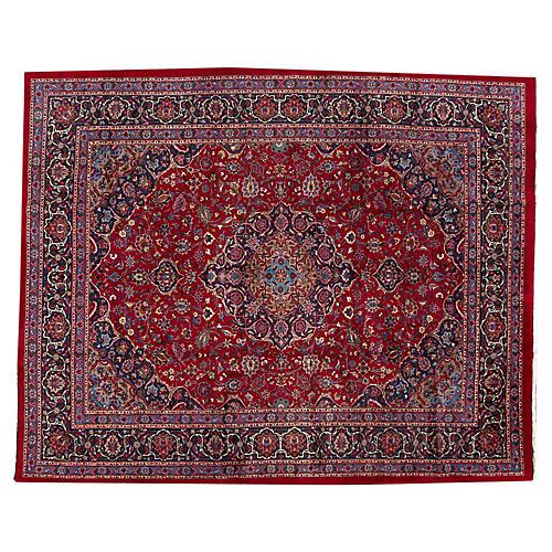 """Mashad Carpet, 10' x 12'4"""""""