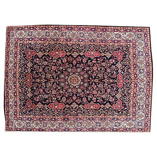 """Mashad Carpet, 10'7"""" x 14'6"""""""