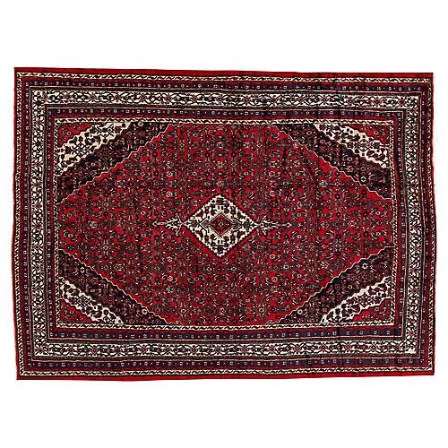 """Hamadan Carpet, 10'3"""" x 14'2"""""""