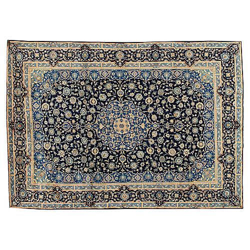 """Tabriz Carpet, 10'1"""" x 14'2"""""""