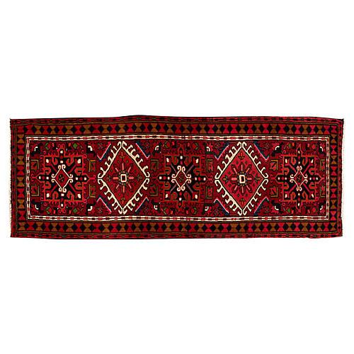 "Persian Karajeh Rug, 2'6"" x 6'10"""