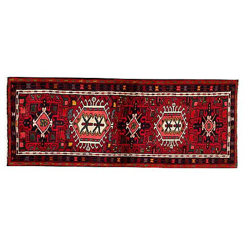 "Persian Karajeh Rug, 2'6"" x 6'5"""