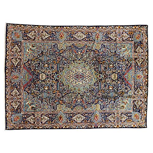 "Persian Carpet, 9'7"" x 13'3"""