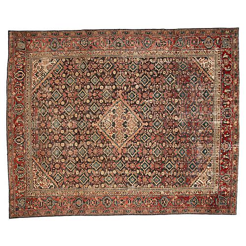 """Persian Rug, 9' x 11'2"""""""