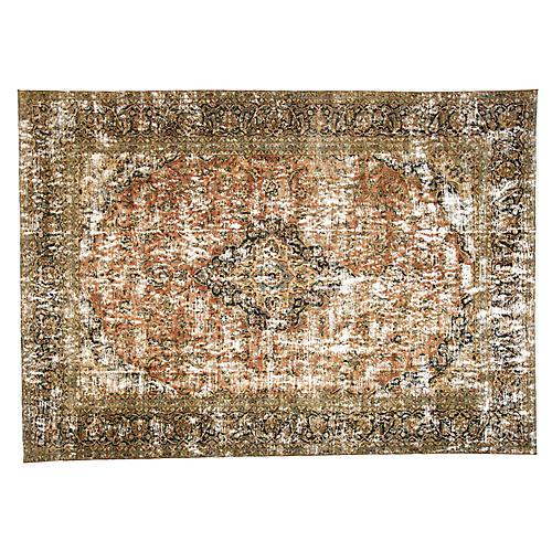 "Persian Carpet, 9'6"" x 12'5"""