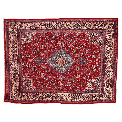 """Persian Mahal Rug, 8'1"""" x 10'8"""""""