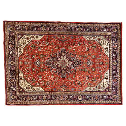"Vintage Persian Rug, 8'2"" x 11'6"""