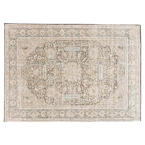 """Antique Carpet, 8'11"""" x 12'3"""""""