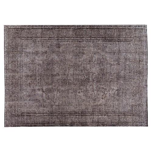 "Distressed Carpet, 9'8"" x 13'8"""