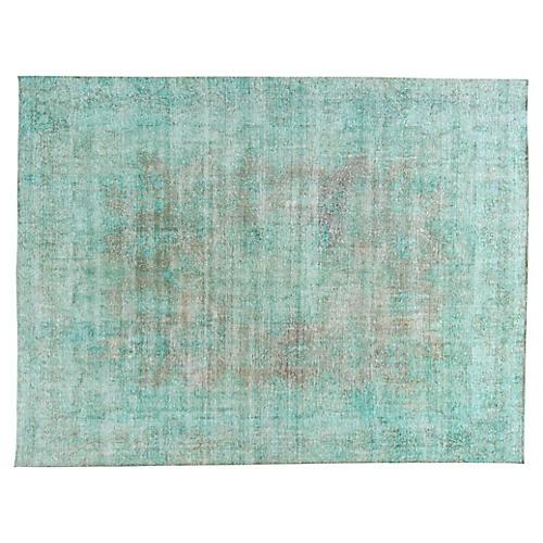 "Distressed Carpet, 10'1"" x 13'3"""