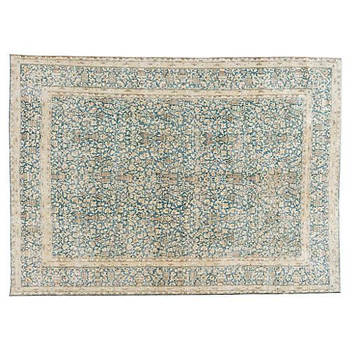 "Distressed Carpet, 9' x 12'5"""