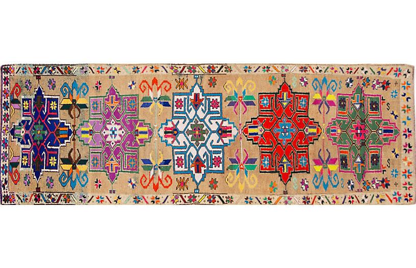 Vintage Turkish Rug, 3'4