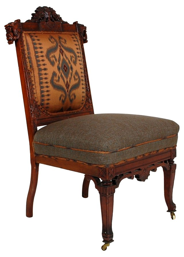 Eastlake Side Chair, C. 1880
