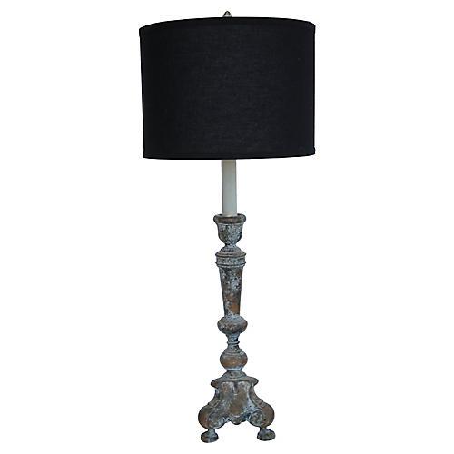 Eric Cooper Pillar Lamp