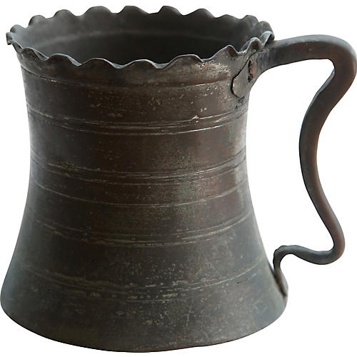 Persian Copper Jug