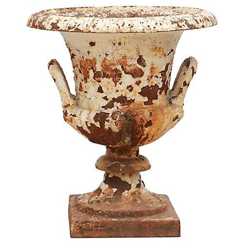 Antique Urn & Spicket
